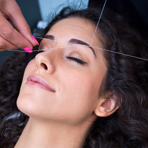 Eyebrow Threading Denver
